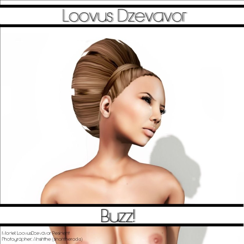 LD Hair  Buzz! Advert