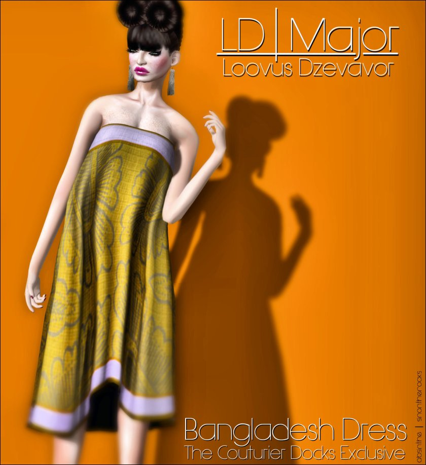 LD Major Bangladesh Dress TCD Ad