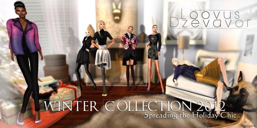 Loovus Dzevavor Winter Collection Ad no SLURL