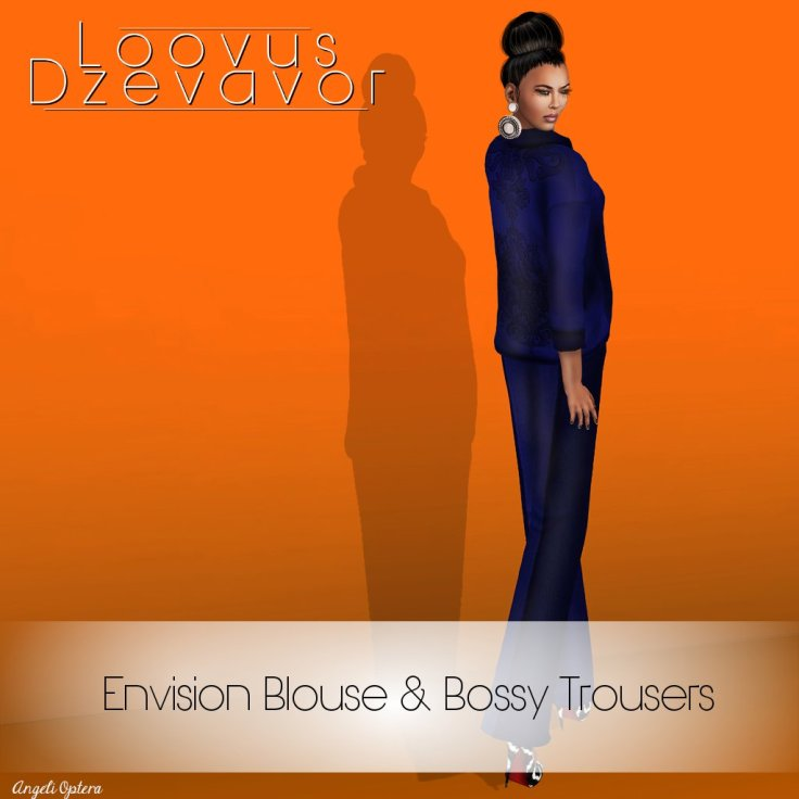 Loovus Dzevavor Euphoria Exclusives December Ad