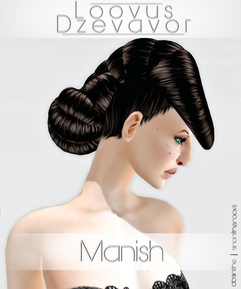 LD Hair Manish ad