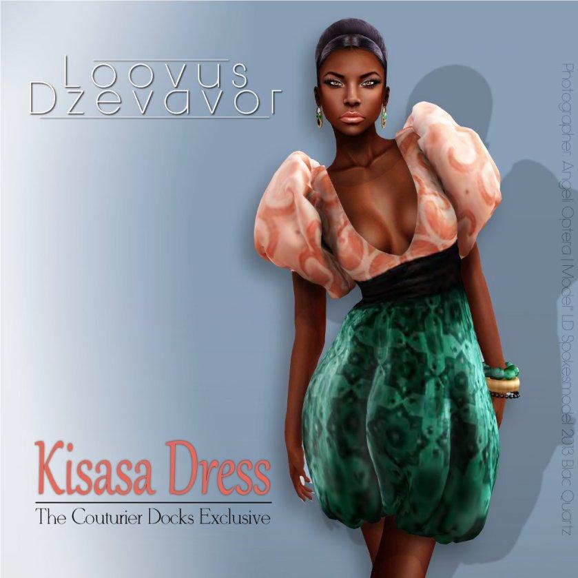 LD Kisasa Dress TCD Exclusive ad