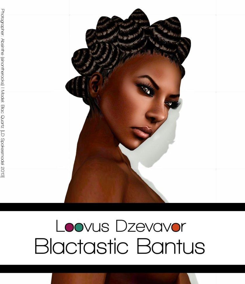 LD Blactastic Bantus ad