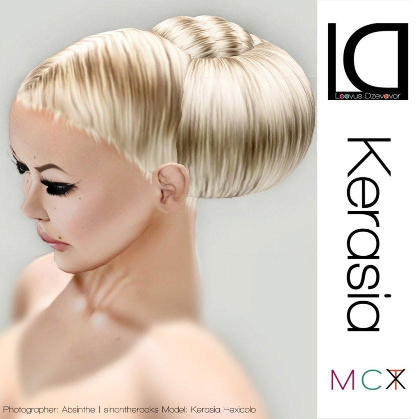 LD Hair Kerasia ad