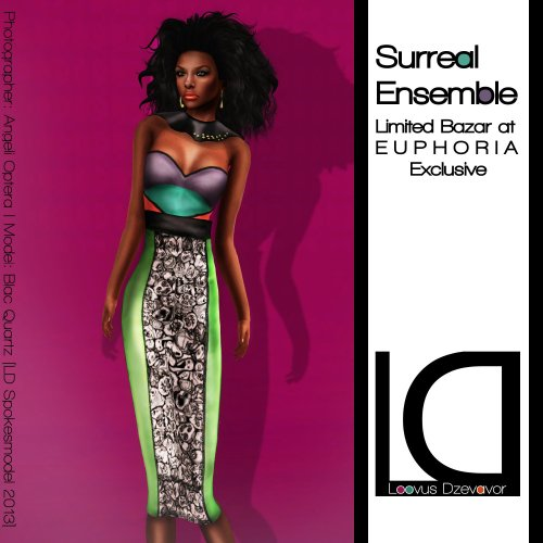 LD Surreal Ensemble ad
