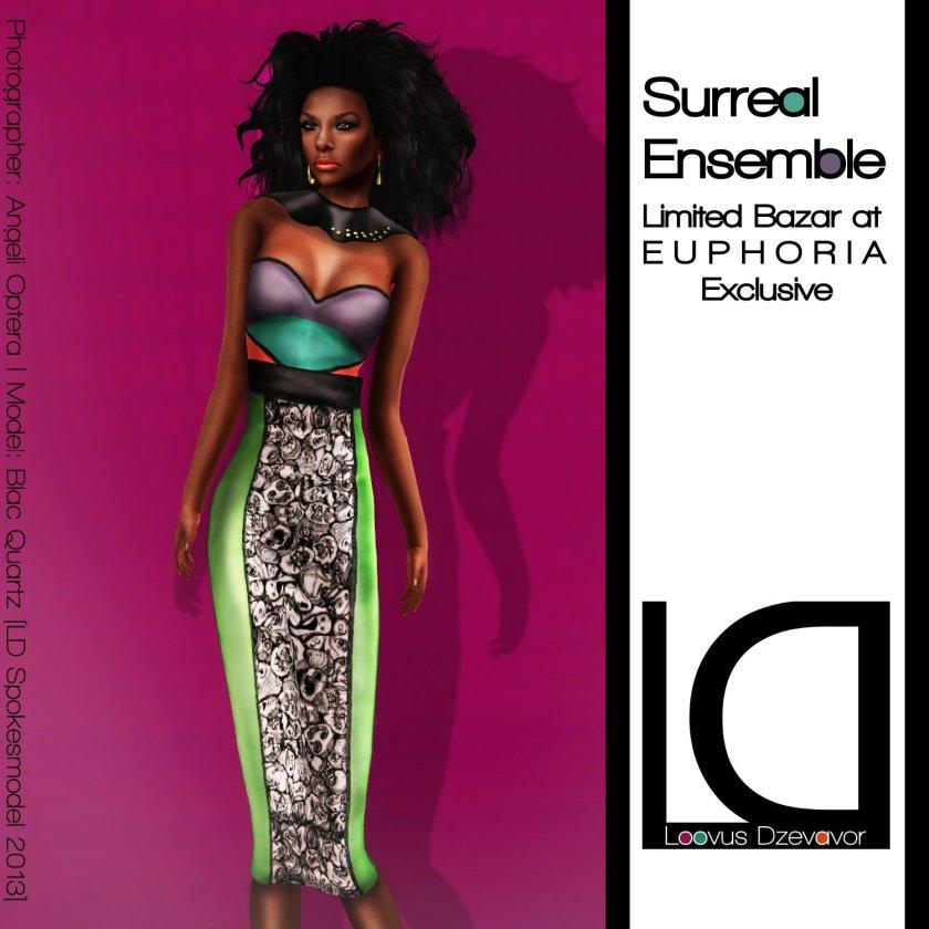 LD Surreal Ensemble ad