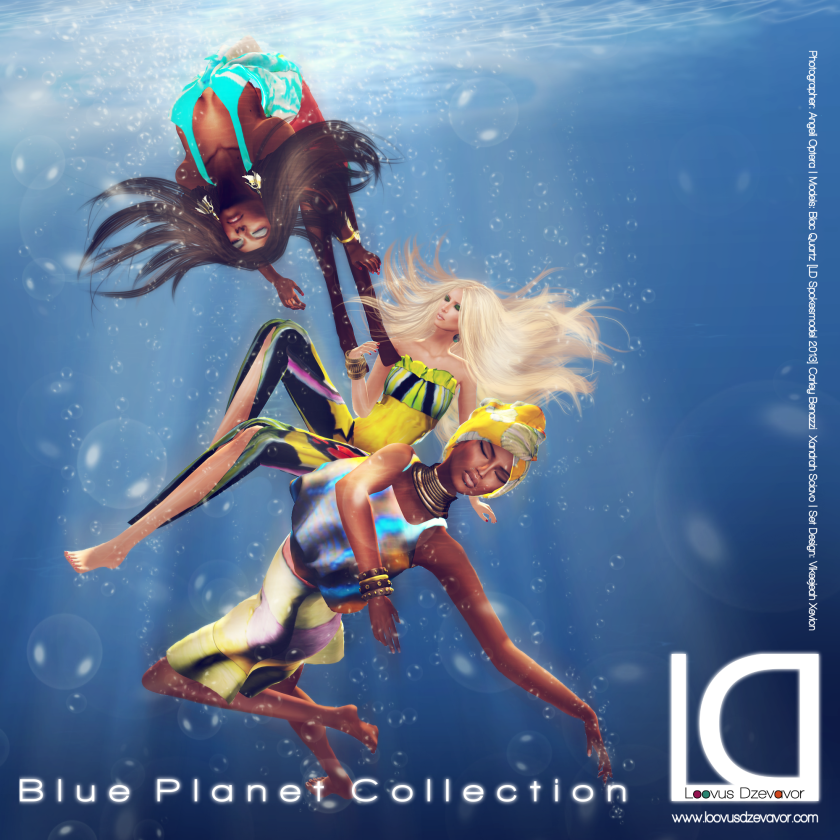 LD Blue Planet Collection ad 1