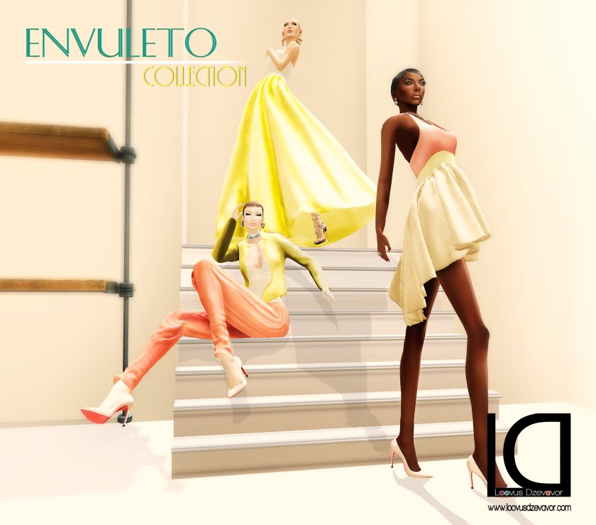 LD Envuleto Collection ad 1