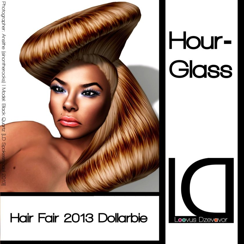 LD Hourglass ad