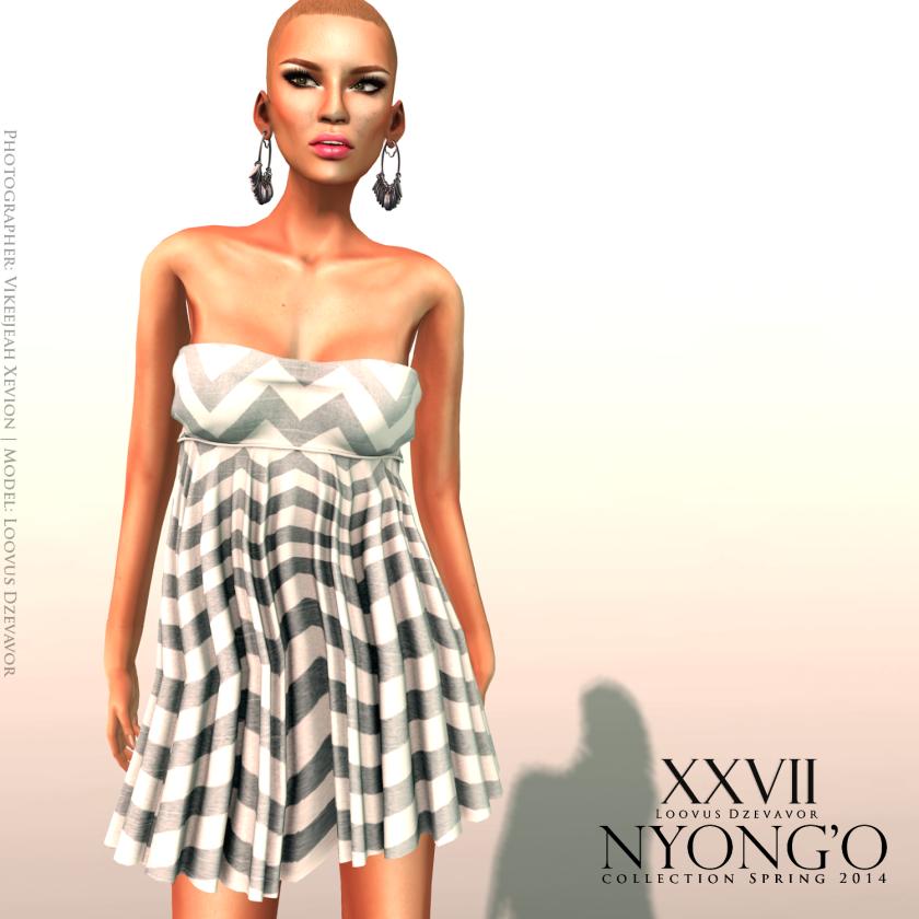 LD Nyongo Collection solo ad 2