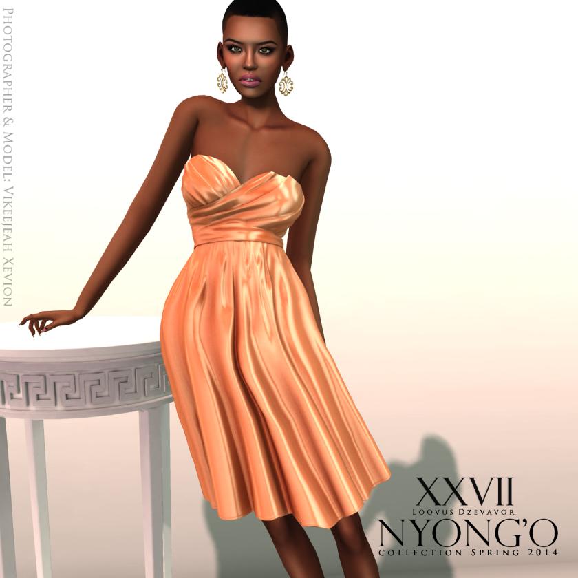 LD Nyongo Collection solo ad 3