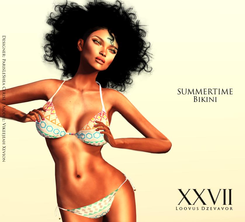 LD Summertime Bikini ad