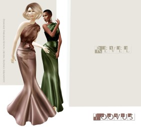 Loovus Revel Gown ad blog