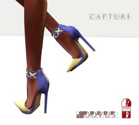 Loovus Capture Heels ad blog