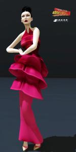 Loovus Couture Ferosh ad Look 8