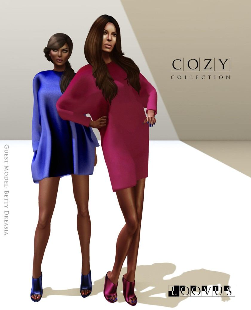 Loovus Cozy Collection casual ad2