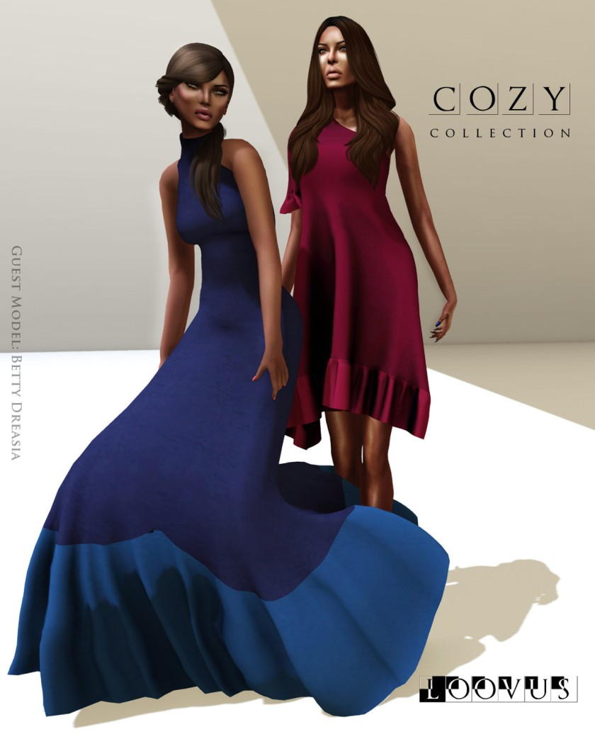 Loovus Cozy Collection formal ad2