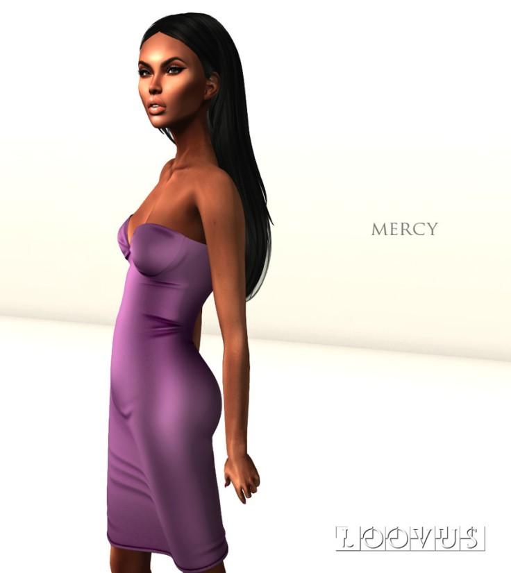 Loovus Mercy ad sm