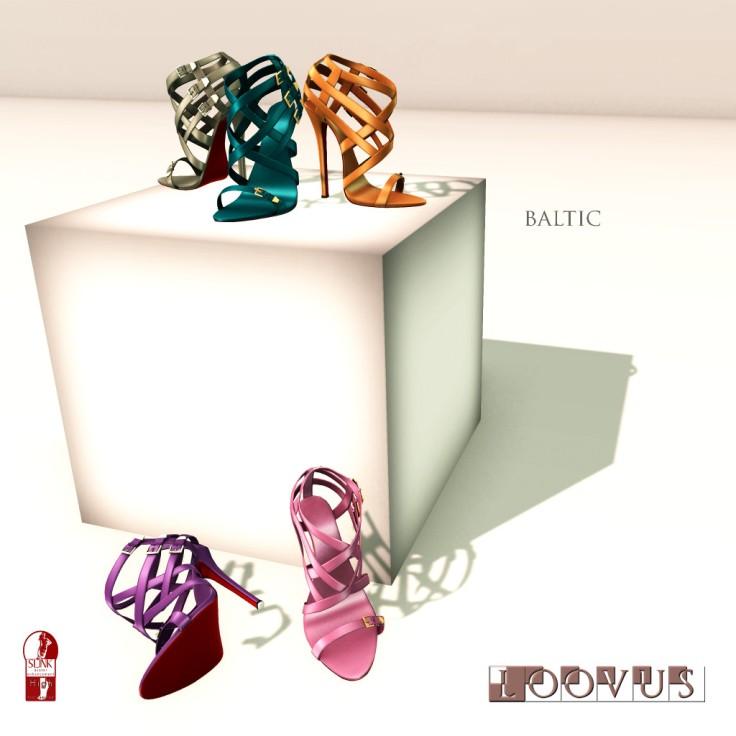 Loovus Baltic Heels Ad sm