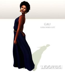 Loovus Gau Maxi Subscriber Gift ad sm