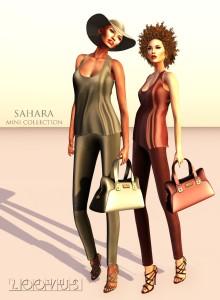 Loovus Sahara Mini Collection ad sm