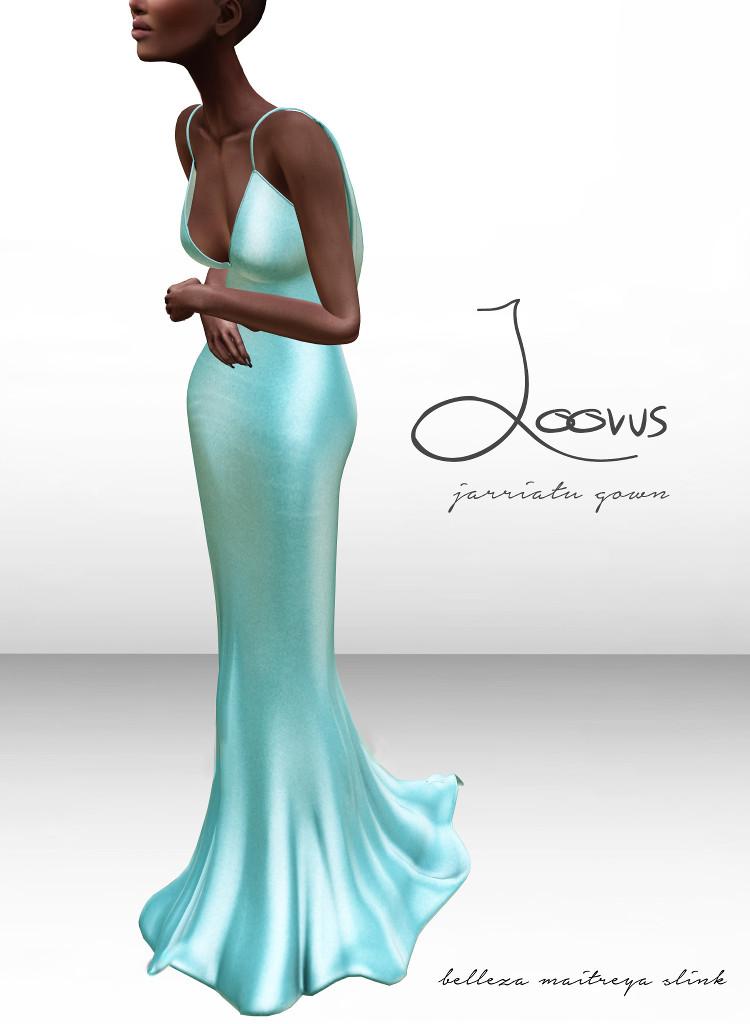 Loovus Jarriatu Gown ad sm