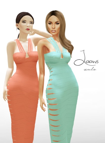 Loovus Zulo Dress ad sm