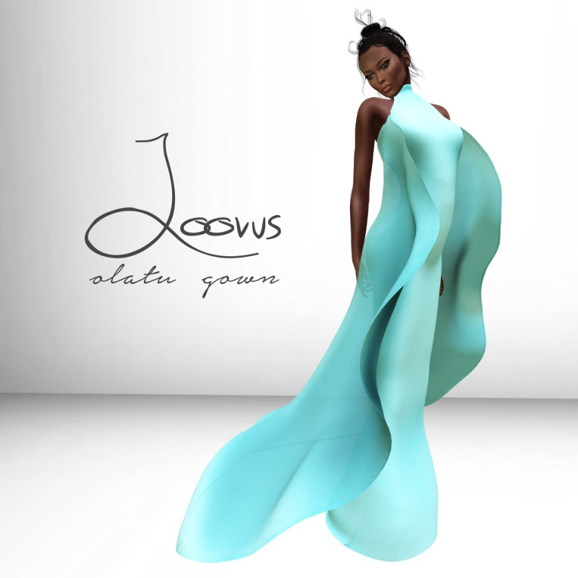 Loovus Olatu Gown ad sm