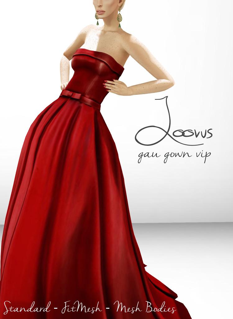 Loovus Gau Gown ad VIP Sept16 sm