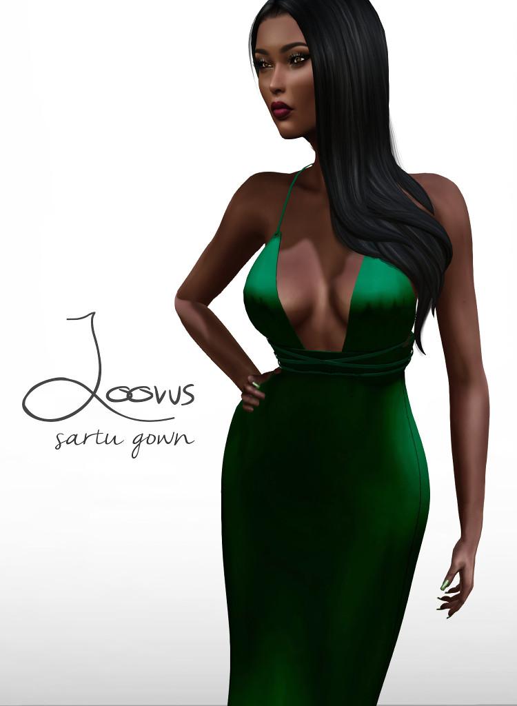 Loovus Sartu Gown ad sm